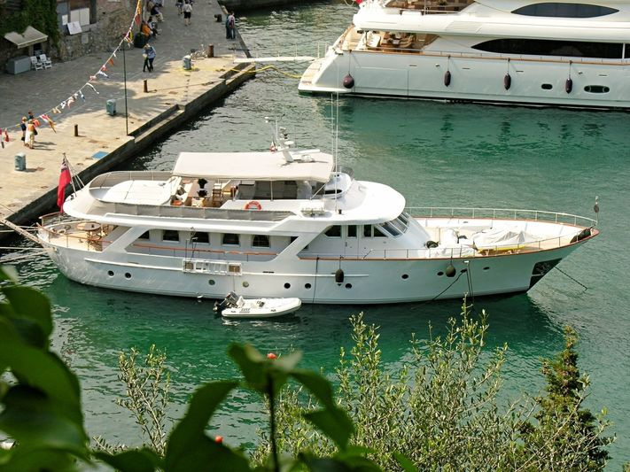 LAIKA yacht Benetti