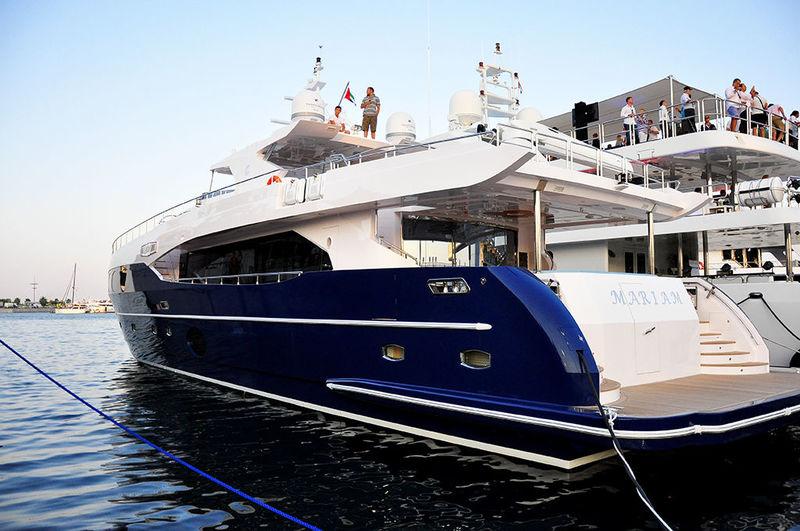 SEAHORSE yacht Gulf Craft