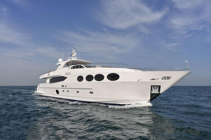 NAMARA yacht Gulf Craft