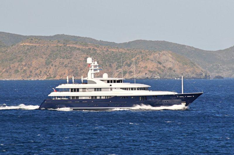 ARCHIMEDES yacht Feadship