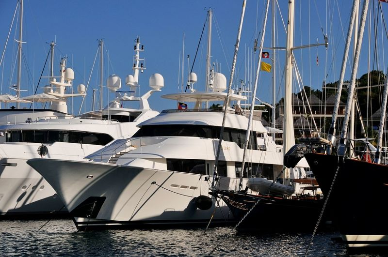 REBELLIOUS yacht Westport