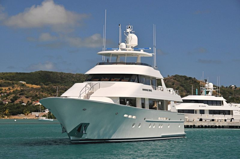 EXCELLENCE yacht Westport