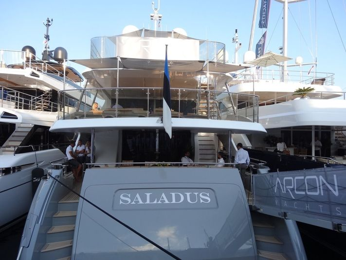 Saladus in Monaco