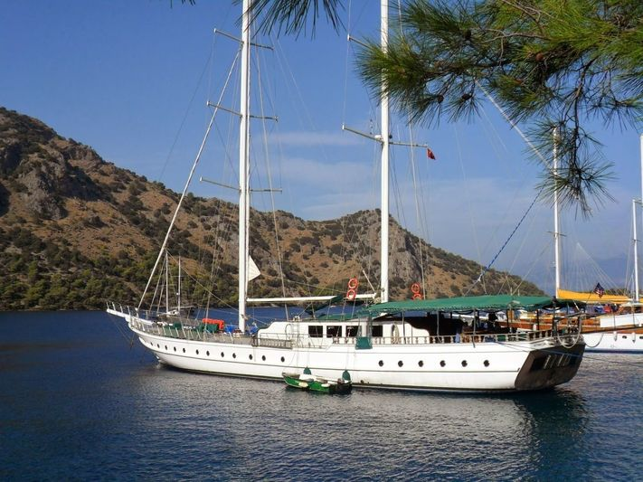 SEYHAN CAN yacht Unknown