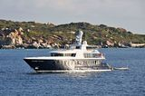 Bella  Yacht Sinot Yacht Architecture & Design