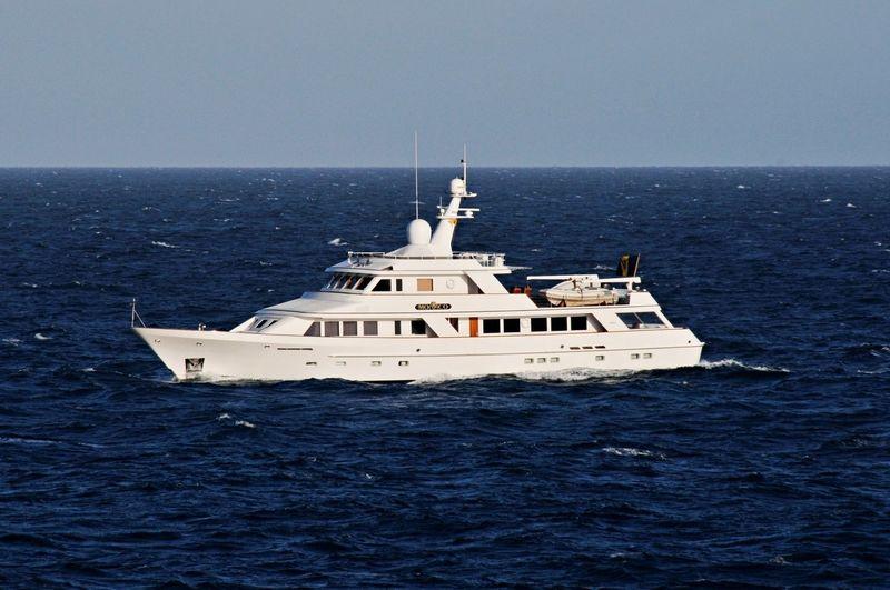 MONACO yacht Feadship