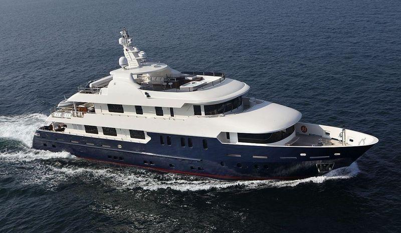 SERENITY II yacht Mengi-Yay