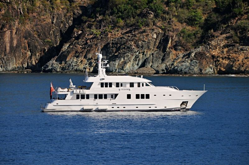 NORTH EXPLORER yacht Inace