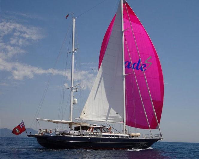 ANETA yacht Jongert