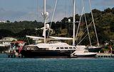 The Aquarius Yacht Italy