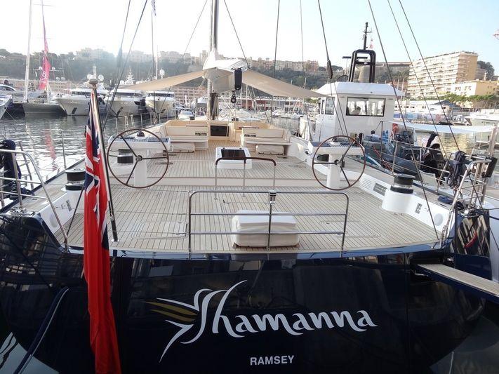 Shamanna in Monaco