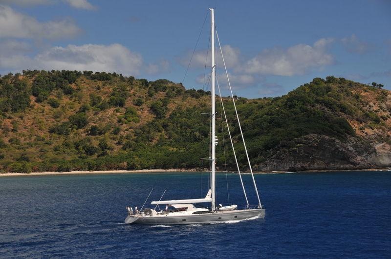 FADO yacht Southern Wind