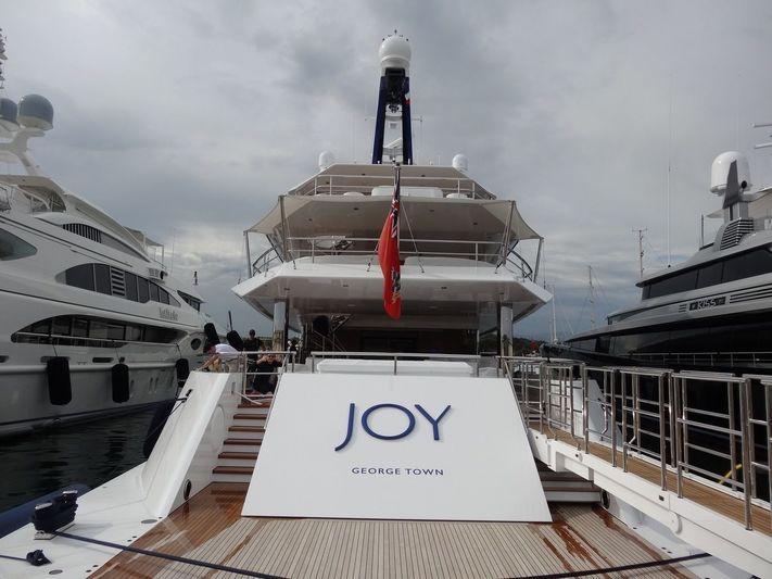Joy in Antibes
