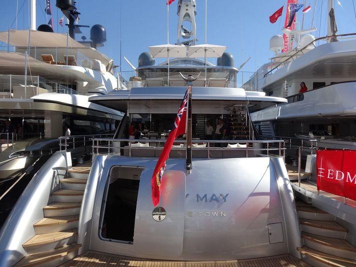 Lady May in Monaco