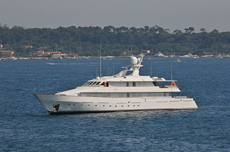 CD TWO yacht Cantieri Navali Nicolini Srl