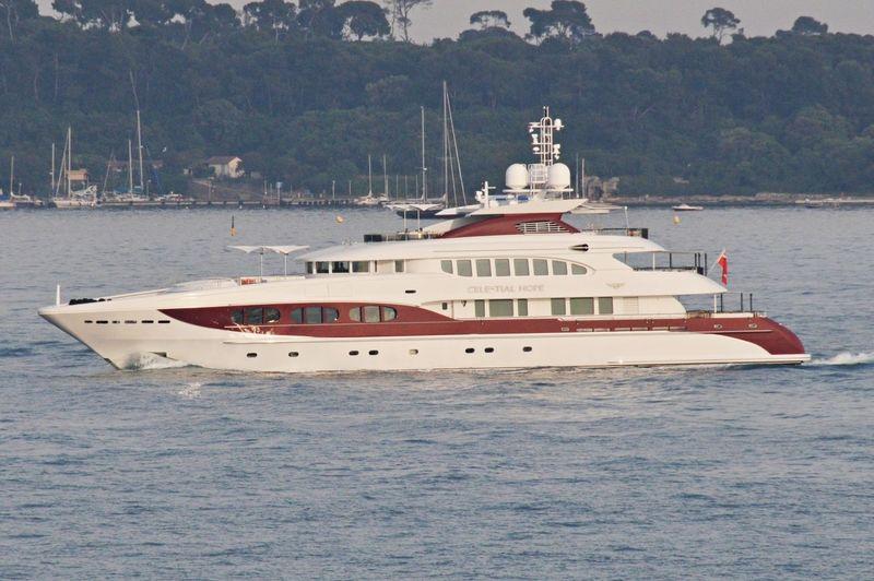 ESTEL yacht Heesen