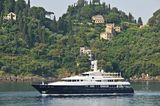 Excellence III cruising in Portofino