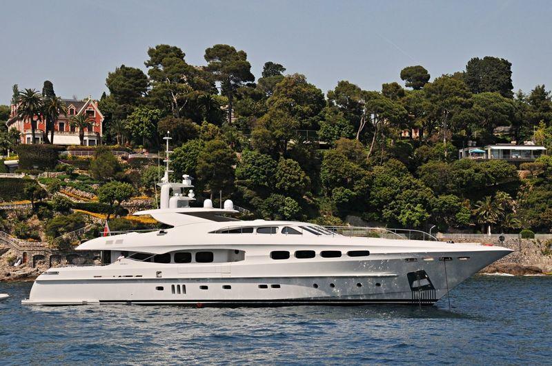 INFINITY PACIFIC yacht Mondomarine