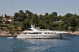 Infinity Pacific Yacht Italy