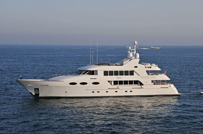 KEYLA yacht Trinity