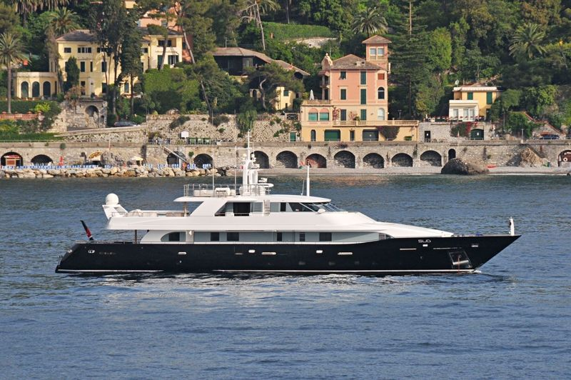 LADY IN BLUE yacht Clemna Srl
