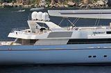 Mirabella V anchored