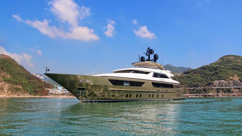 APRIES W yacht Sanlorenzo