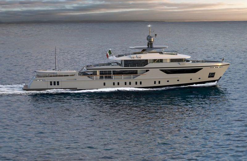 LARS yacht Sanlorenzo