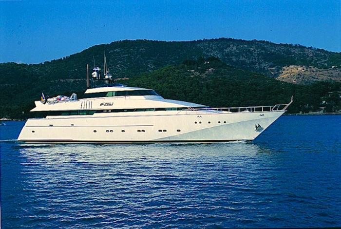 KYKNOS I yacht Chantier de L'Estérel