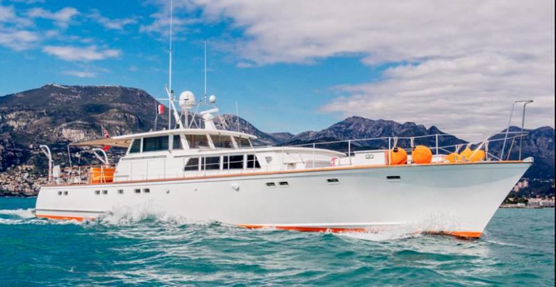 CIUTADELLA yacht Chantier de L'Estérel