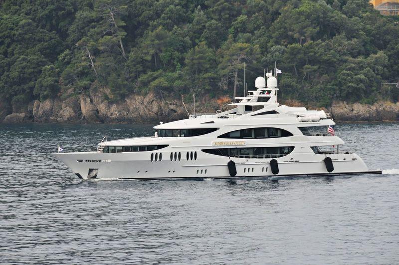 Norwegian Queen in Portofino