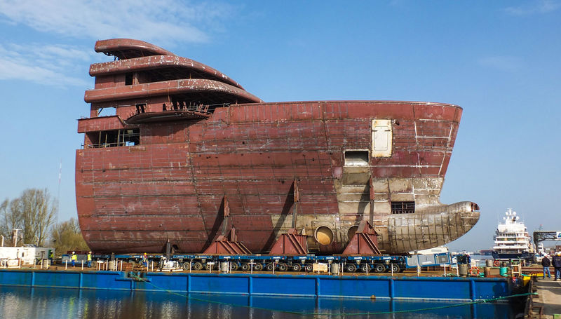New 130m+ project in Bremerhaven