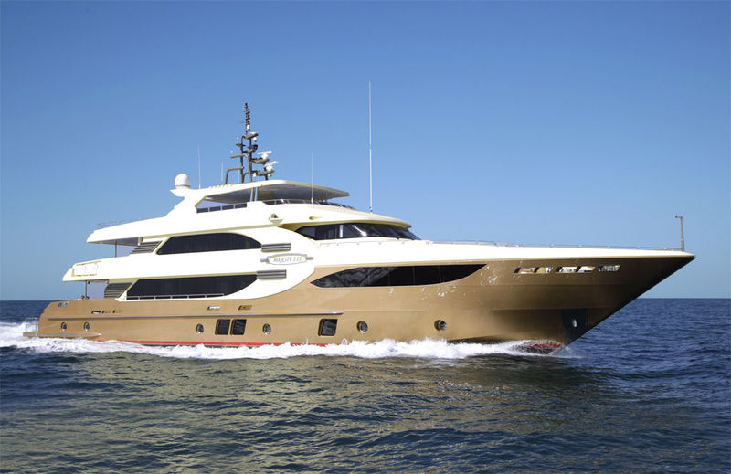 LADY TAHITI yacht Gulf Craft