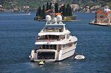 The Lady K Yacht Omega Architects