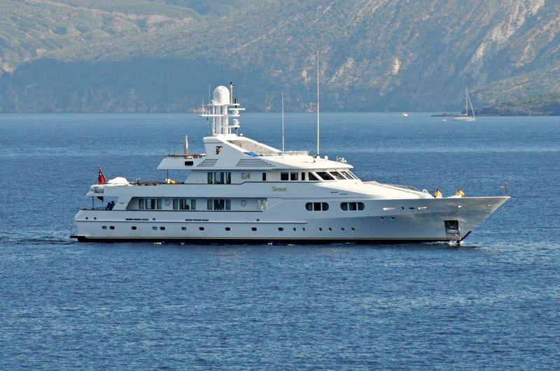 TATASU yacht Feadship