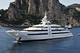Vibrant Curiosity Yacht Nuvolari Lenard