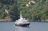 Virginian Yacht Motor yacht