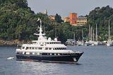 Virginian in Portofino