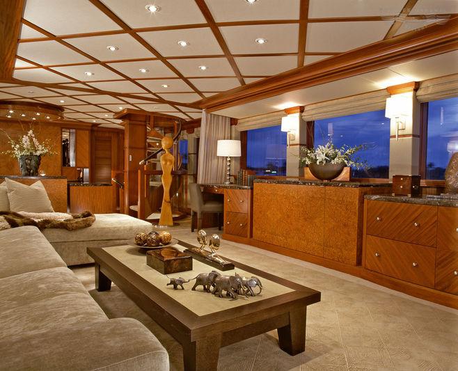 JOY STAR  yacht Burger Boat Company