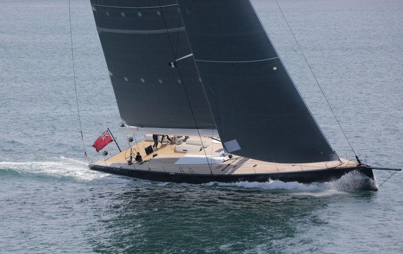 MAGIC CARPET 3 yacht Wally