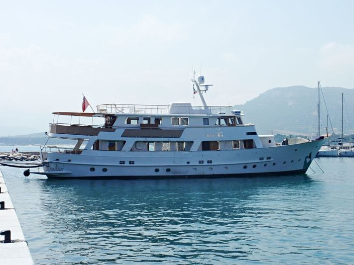 LE KIR ROYAL  yacht Swets Scheepsbouw en Constructie B.V.