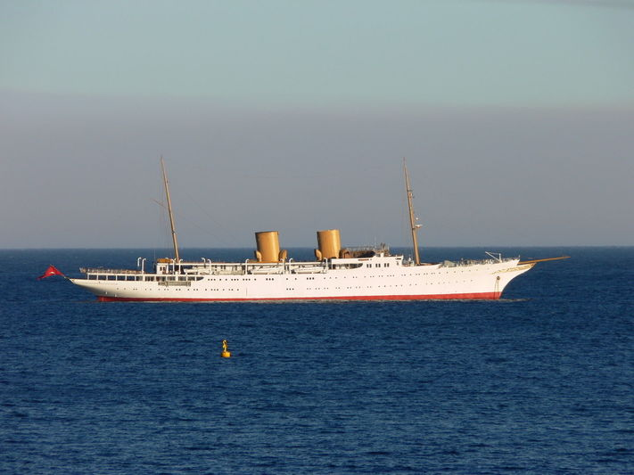 SAVARONA yacht Blohm & Voss