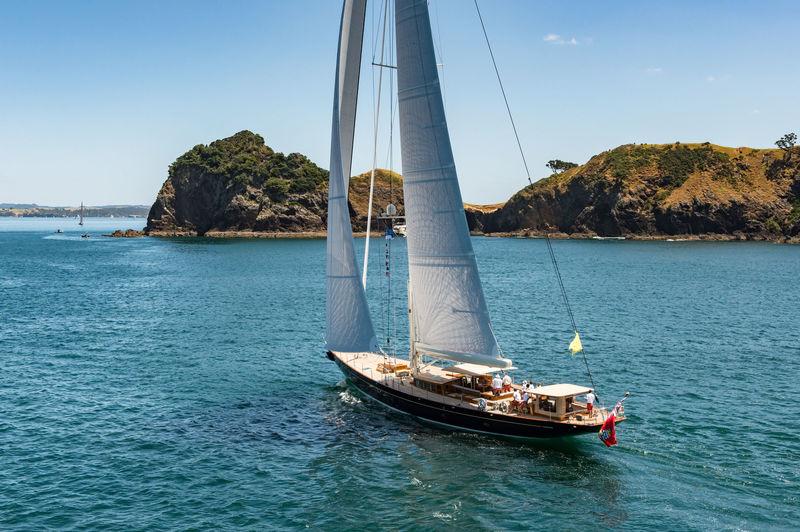 PUMULA yacht Royal Huisman