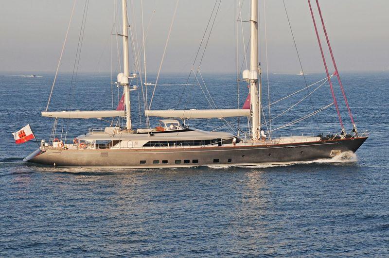 BARACUDA VALLETTA yacht Perini Navi