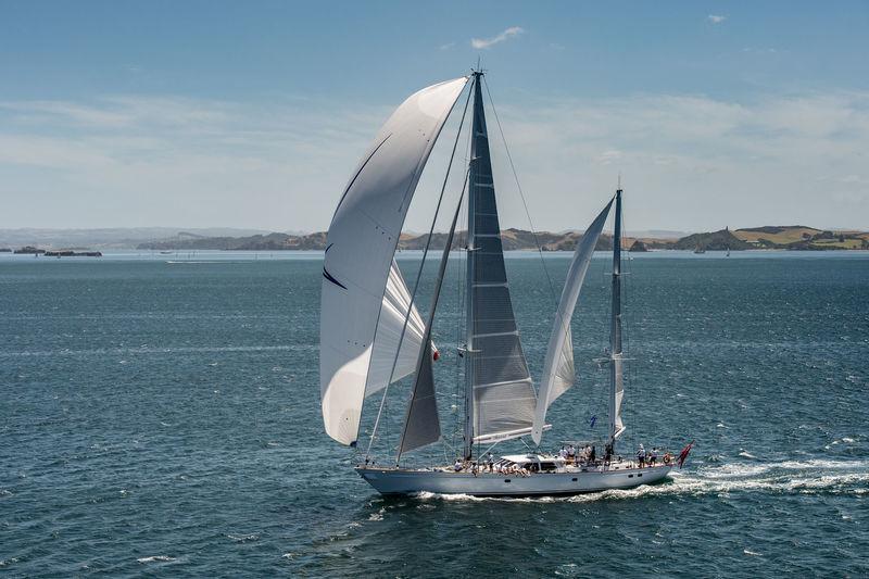TAWERA yacht Alloy