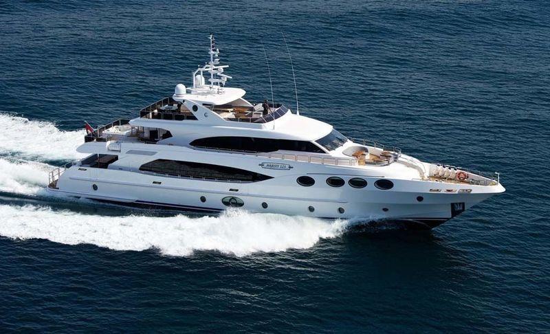 AL WASMY 1 yacht Gulf Craft
