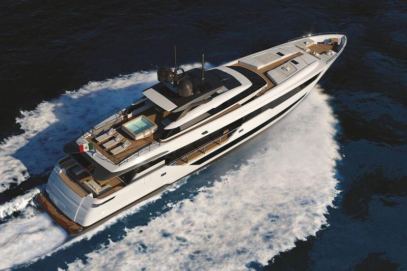 NATALY S yacht Custom Line