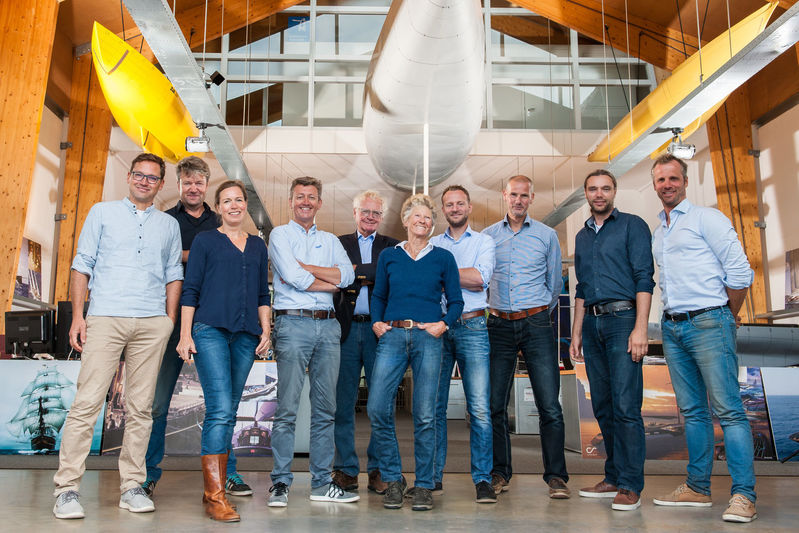 Dykstra Naval Architects team