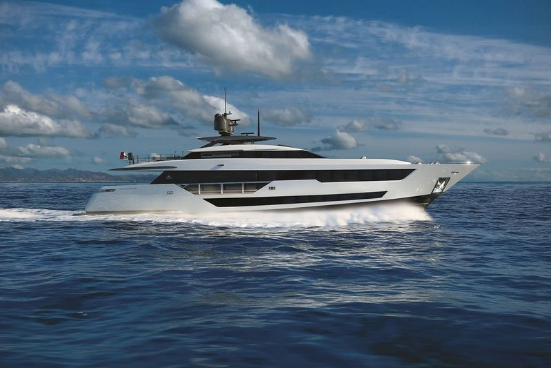 MANHATTAN EXPRESS III yacht Custom Line