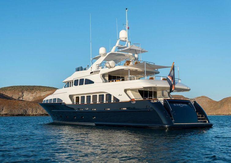 ALBATROSS yacht Benetti